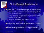 ohio based assistance1