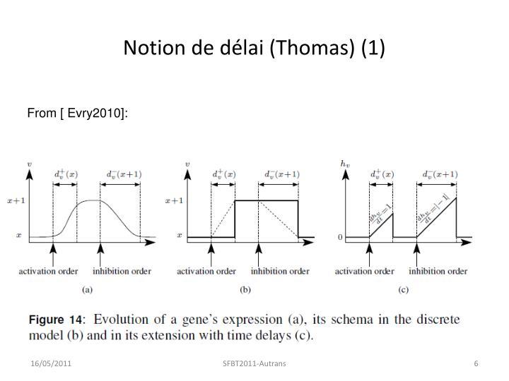 Notion de délai (Thomas) (1)
