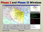 phase i and phase ii wireless