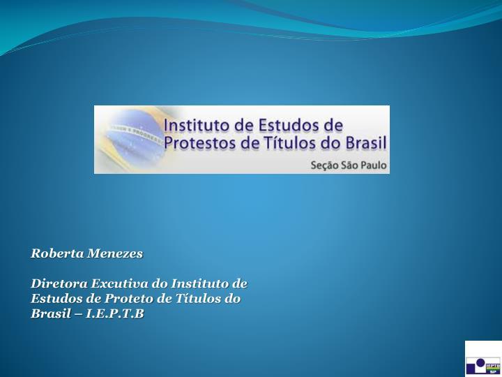 Roberta Menezes