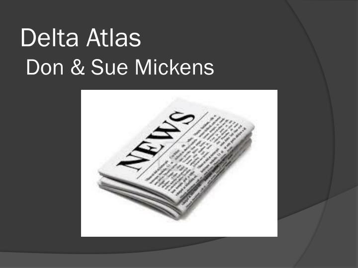 Delta Atlas