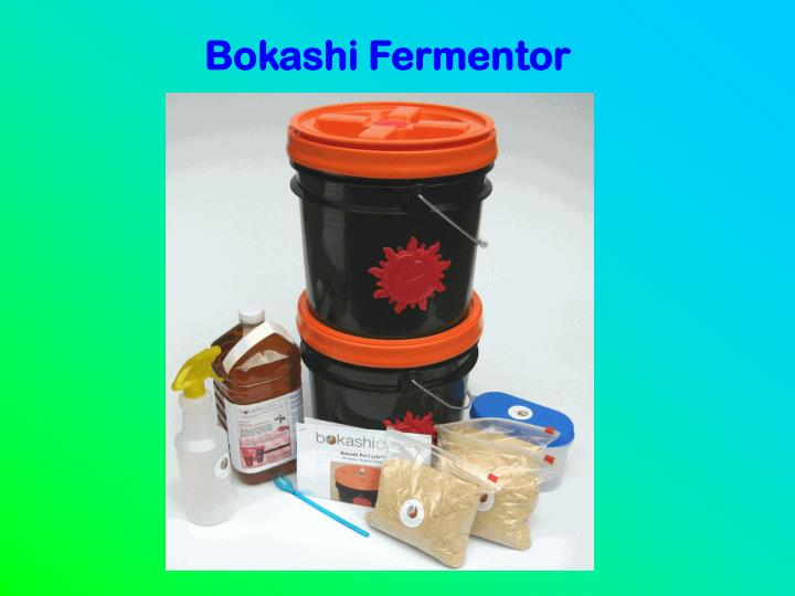 Bokashi Fermentor