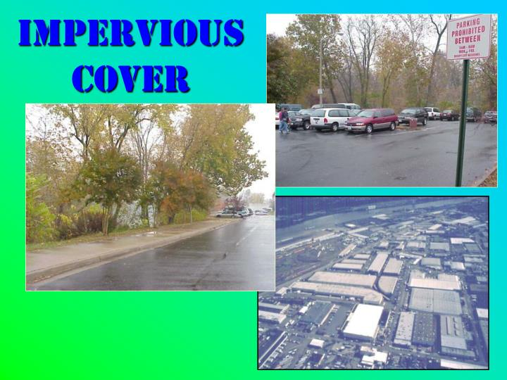 Impervious Cover