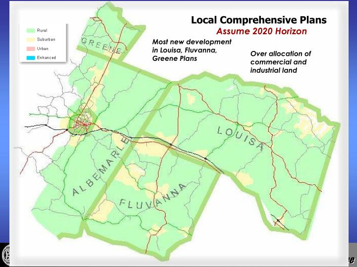 Local Comprehensive Plans