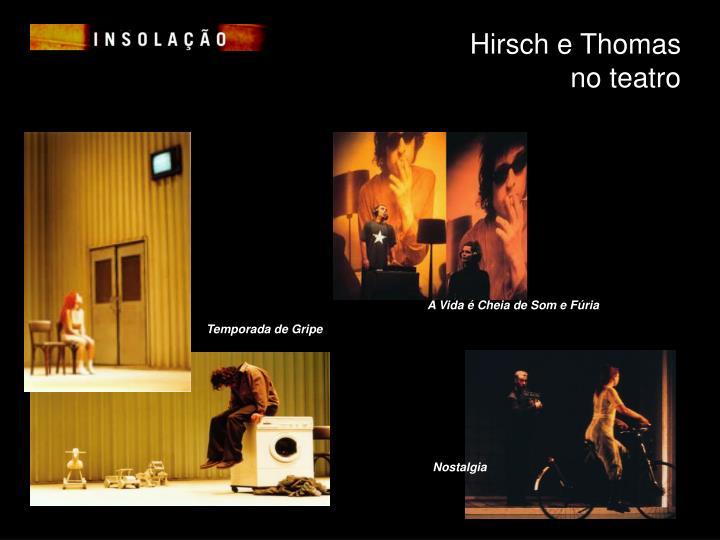 Hirsch e Thomas
