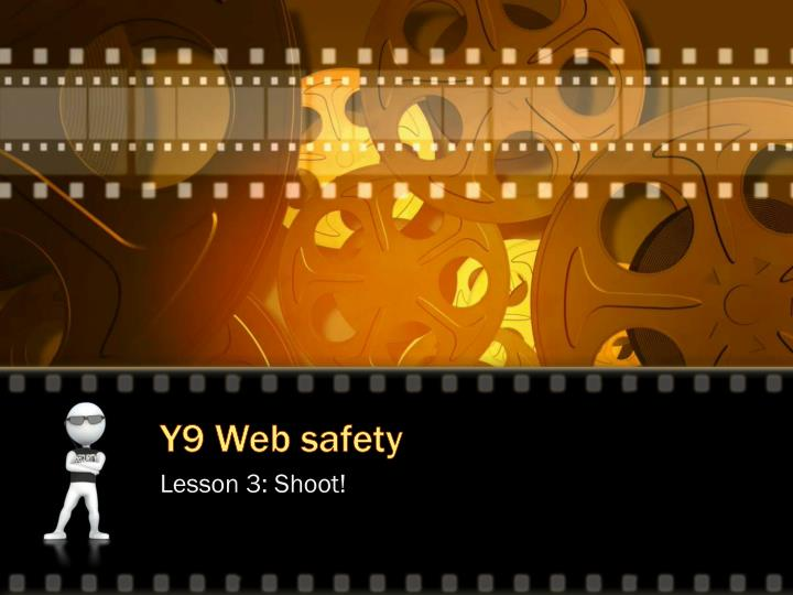 Y9 web safety