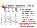 contatori asincroni opp1