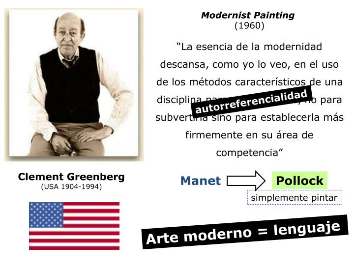 Modernist Painting
