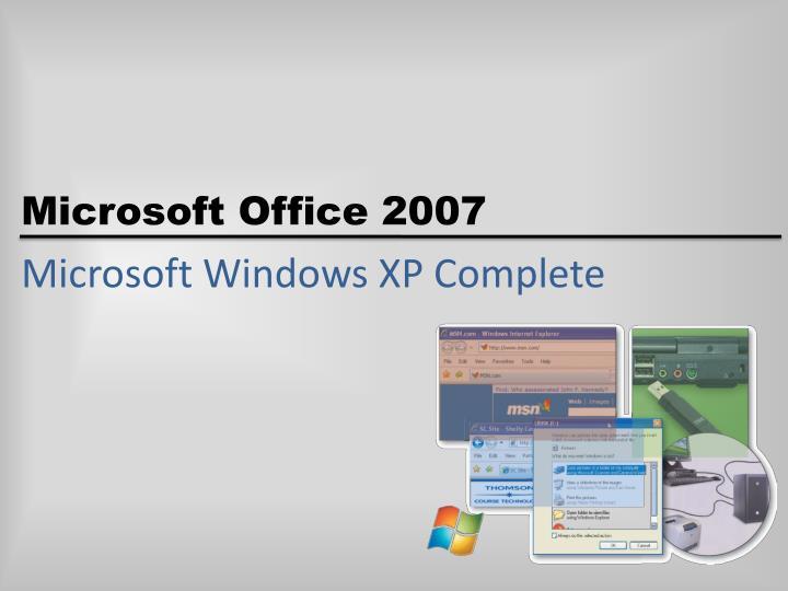 Microsoft Windows XP Complete