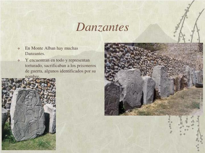 Danzantes