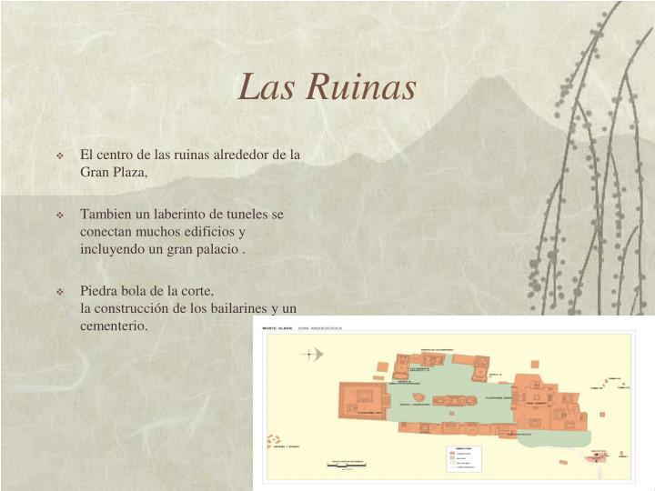 Las Ruinas