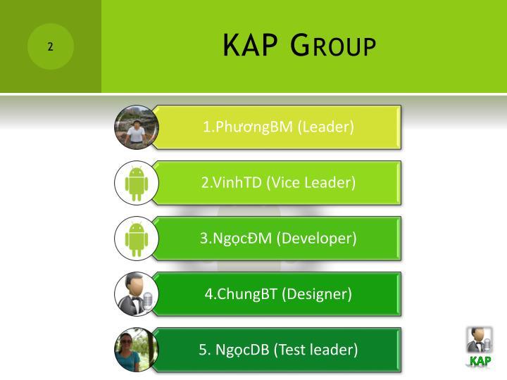 KAP Group