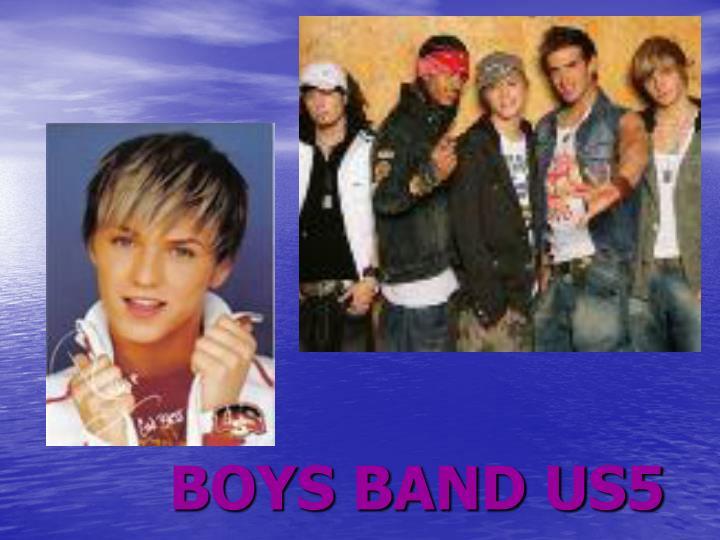 BOYS BAND US5