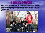 tokio hotel2