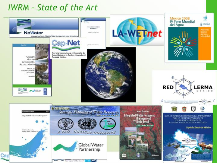 IWRM – State of the Art
