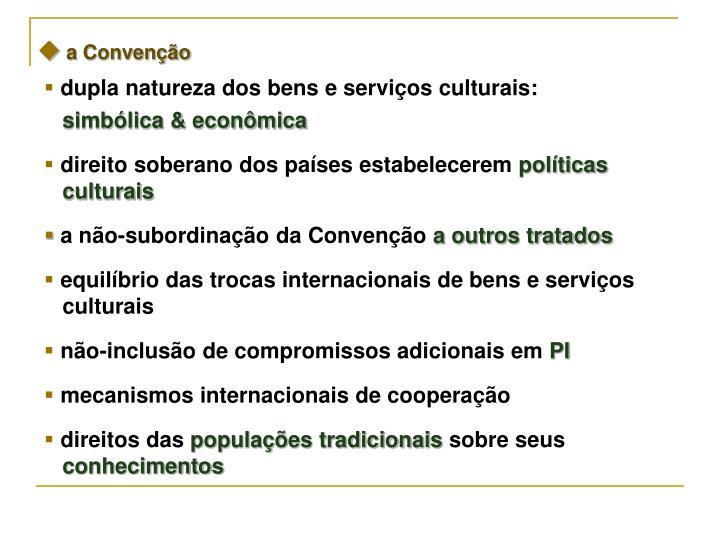a Convenção