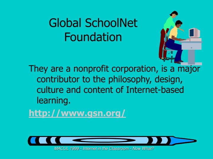 Global SchoolNet Foundation