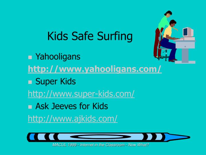 Kids Safe Surfing