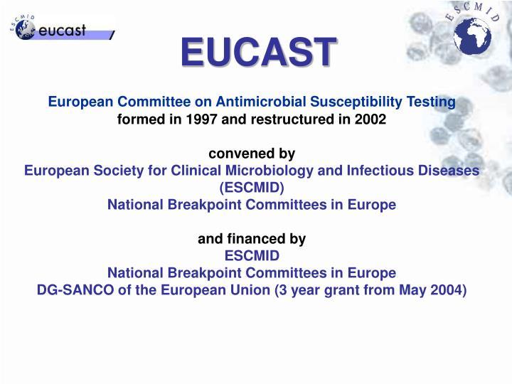 EUCAST