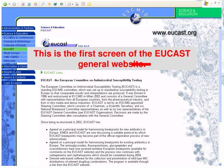 www.eucast.org