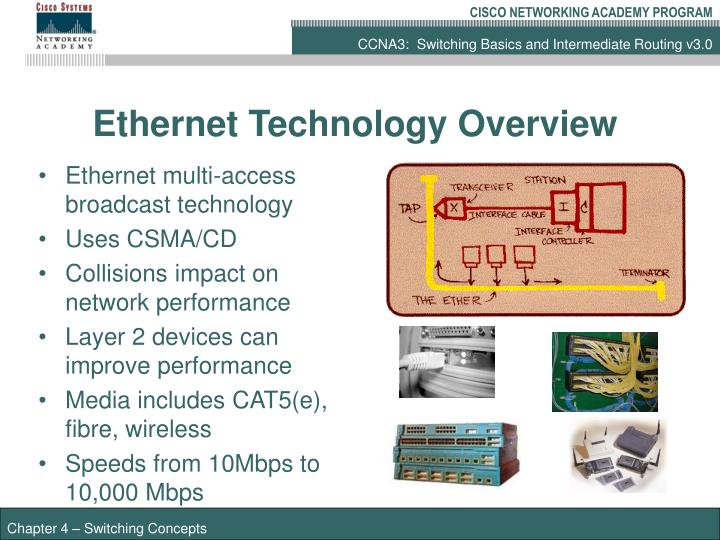 Ethernet Technology Overview