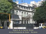 palacio de la f amilia alvear actual embajada de italia recoleta