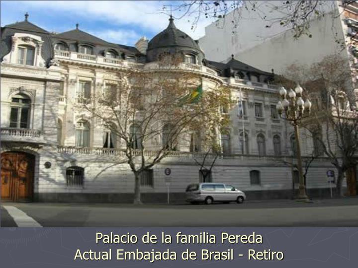 Palacio de la f