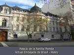palacio de la f amilia pereda actual embajada de brasil retiro