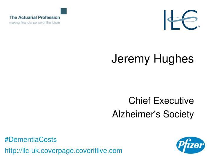 Jeremy Hughes