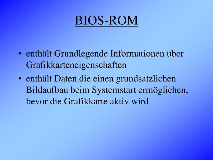 BIOS-ROM