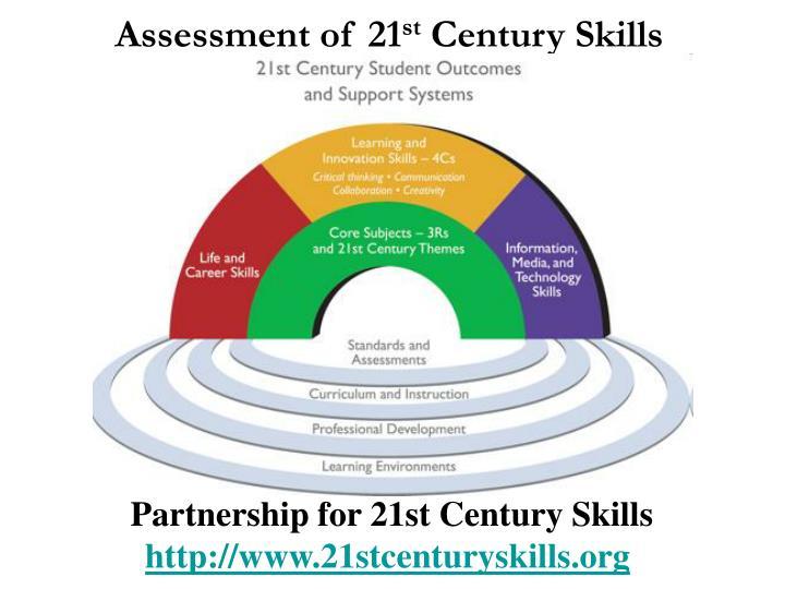 Assessment of 21