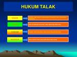 hukum talak1