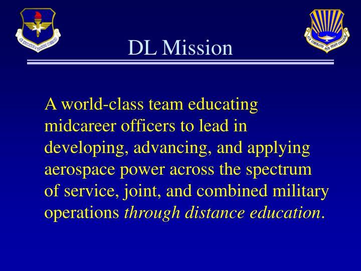DL Mission