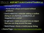 asp net ajax control toolkit 2