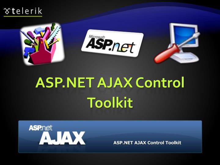 ASP.NET AJAX Control Toolkit