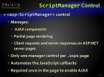 scriptmanager control