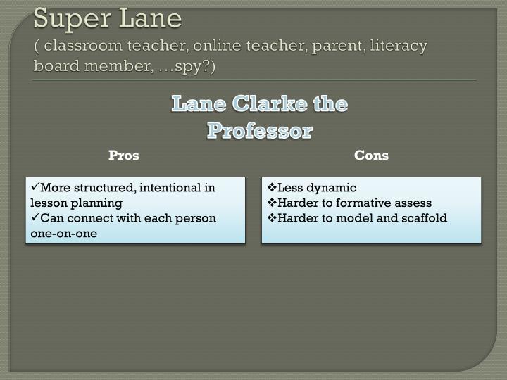 Super Lane