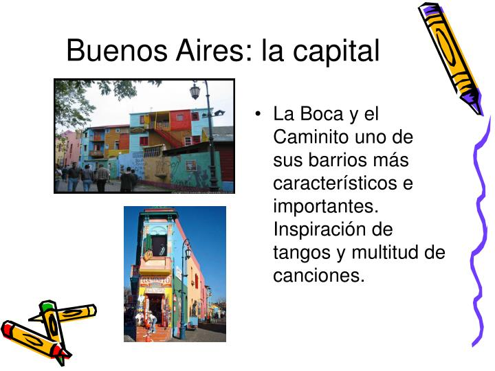 Buenos Aires: la capital