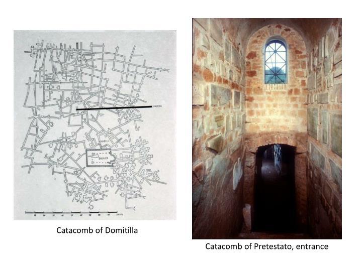 Catacomb of Domitilla