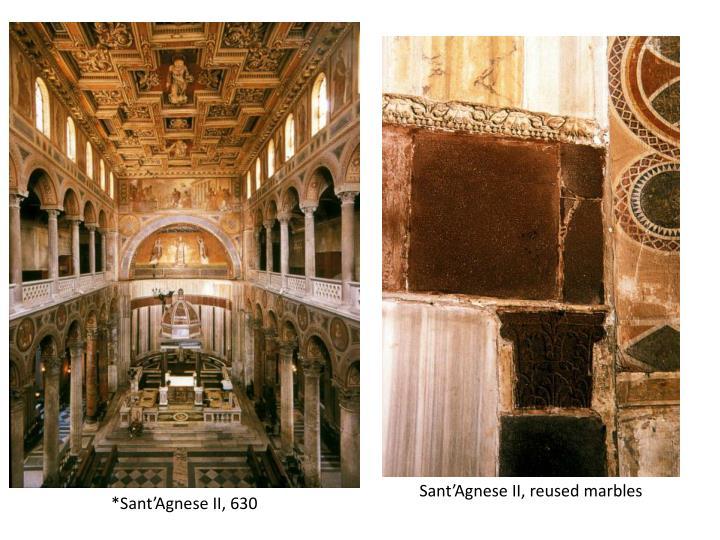 *Sant'Agnese II, 630