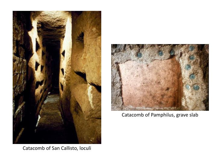 Catacomb of
