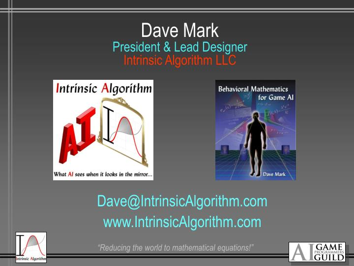 Dave Mark