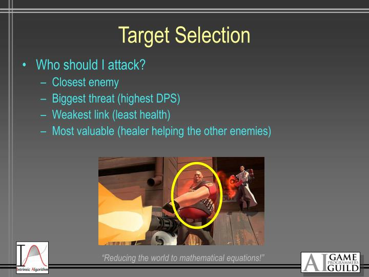 Target Selection