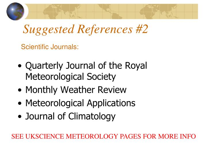 Suggested References #2