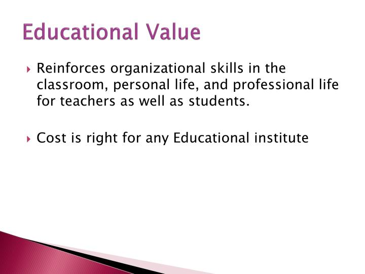 Educational Value