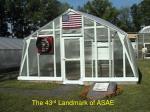 the 43 rd landmark of asae
