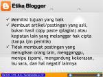 etika blogger