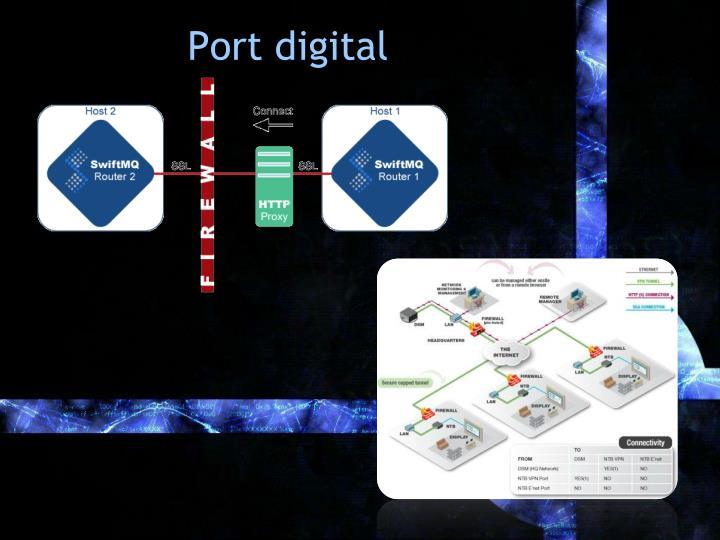 Port digital