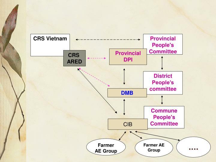 CRS Vietnam