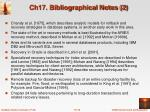 ch17 bibliographical notes 2